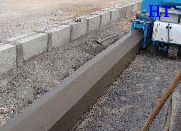 New Designed Road Curb Machine Concrete Curb Machine