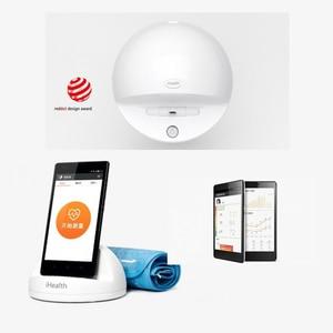 Image 3 - Original Xiaomi iHealth Smart Blood Pressure Meters Dock Monitoring System For Xiaomi Smart Phones Bluetooth Version