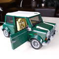 2016 Nueva LEPIN 21002 1108 Unids MINI Cooper MK VII Classic Car Model Kits de Construcción Ladrillos Juguetes Compatibles
