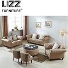 Modern style furniture 1+2+3 sofa living room furniture set beanbag accent chair loveseat sleeper sofa sectional sofa couch