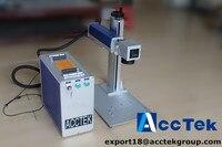 30W laser generator Fiber Laser marking machines for metal laser engraving print on metal