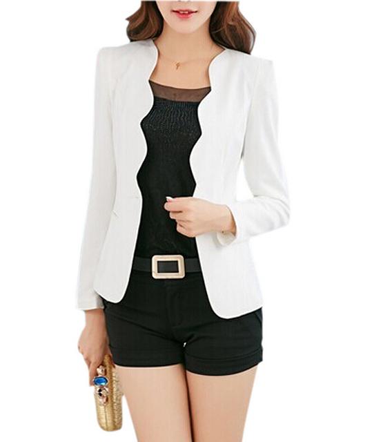 IMC Autumn casual jackets women slim short design suit jackets office women coat clothing
