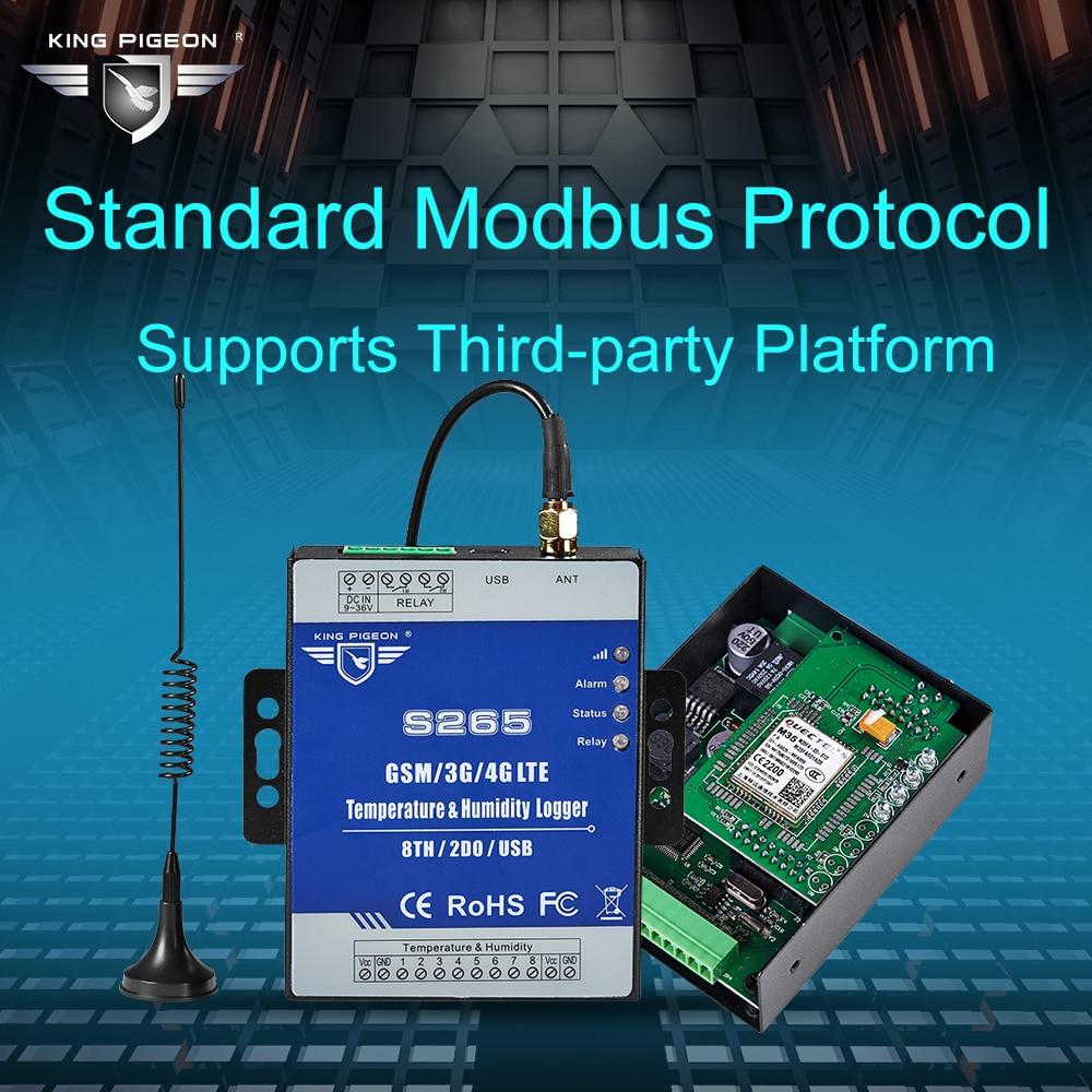 Enregistreur de données de température GSM 4G Système de - Sécurité et protection - Photo 5