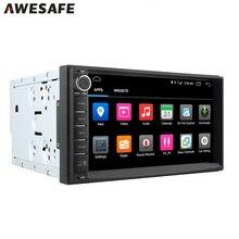 Android 6.0 Samochodowy Odtwarzacz DVD Radio Dla Nissan 2 din WIFI gps Stereo Audio 7 cal 1024*600 Quad Core 4G sieci