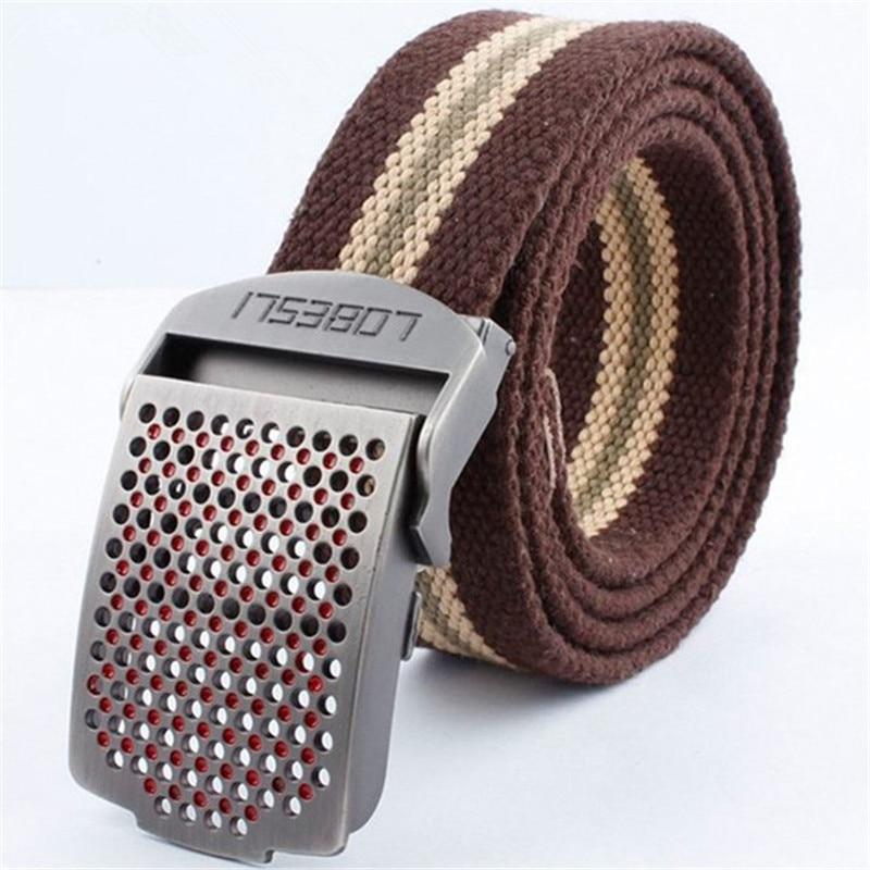 Taktičke pojaseve za muškarce Vojna platna Širina 3.8cm Duljina - Pribor za odjeću - Foto 2