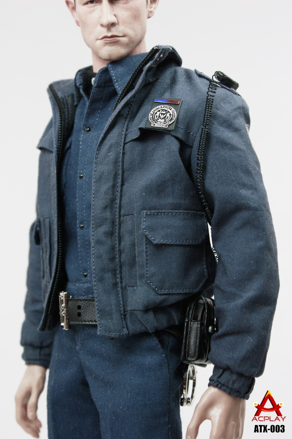 1/6 scale figure doll clothes for 12 Action figure doll accessories,Batman Gotham police Robin clothing.not include doll hot figures doll accessories pirp toys 1 6 batman police commissioner gordon inspector dresscode clothes set for 12 figure body