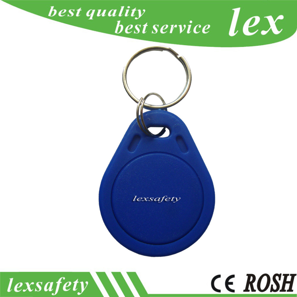 125khz Electric Door Entry Key Fob Cost125khz Cheap Identity Secure
