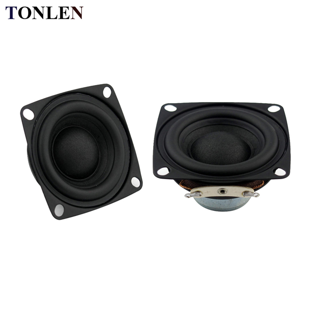US $20 7 |2 inch Speaker 10w 4 ohm 8 ohm Computer Speakers Diy Bluetooth  Mini Soundbar for TV Loudspeaker Portable Speaker Soundbox 2pcs-in Portable