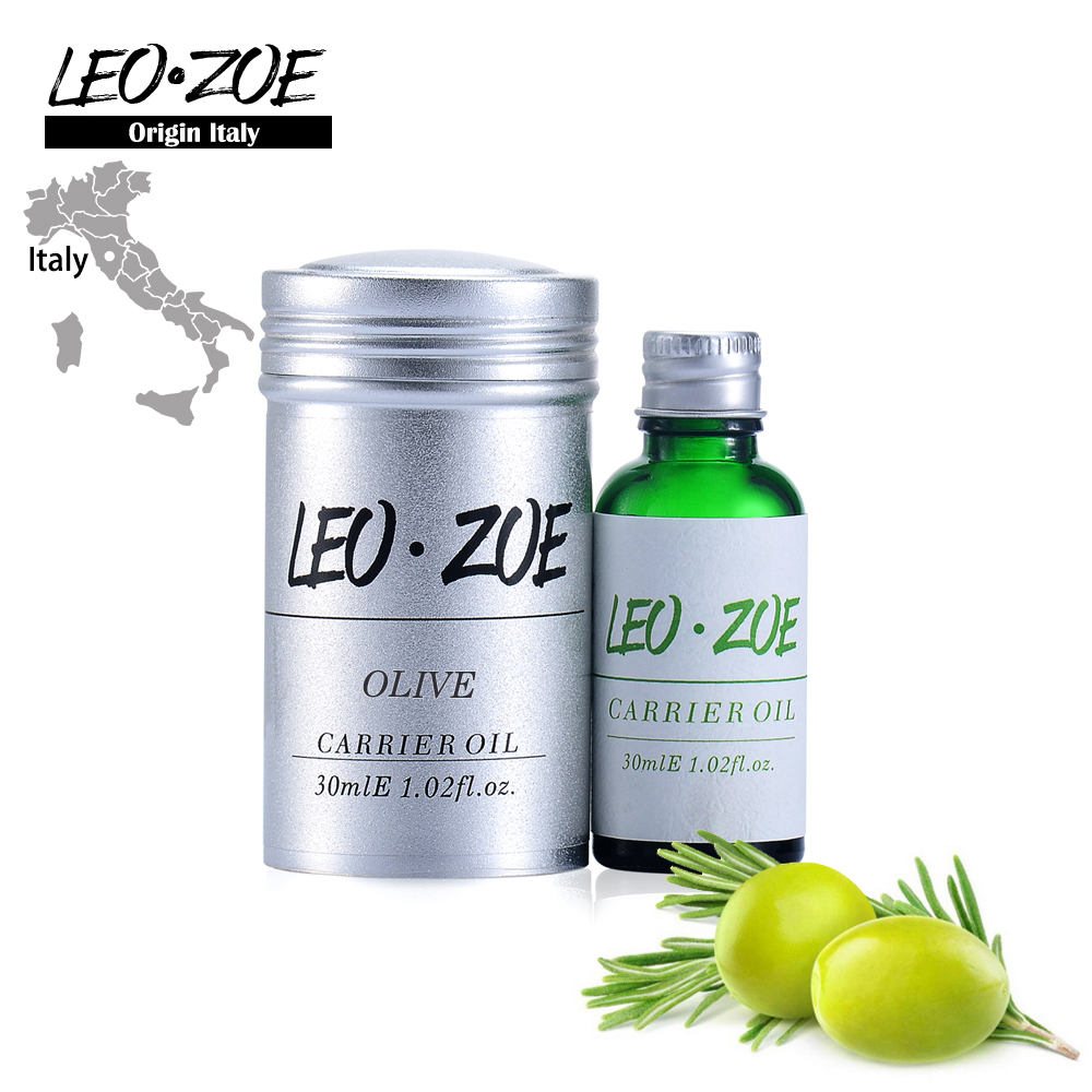 Well-Known Brand LEOZOE Pure Olive Oil Certificate Of Origin Italy Authentication High Quality Olive Essential Oil 30ML image