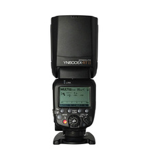 все цены на Yongnuo YN600EX-RT II Flash Speedlite Wireless TTL Master HSS High Speed Sync Speedlite for Canon Camera ETTL 600EX-RT ST-E3-RT онлайн