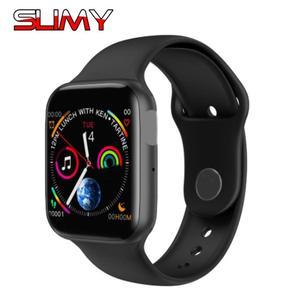 IWO 8 Plus Smart Watch Series 4 Men Women IWO 9 10 ECG PPG Heart Rate Monitor Smartwatch Call Message Reminder PK P68 B57 P70(China)