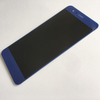 5 2 Blue Touch Screen Digitizer LCD Glass Display Assembly For Huawei P10 Lite Replacement