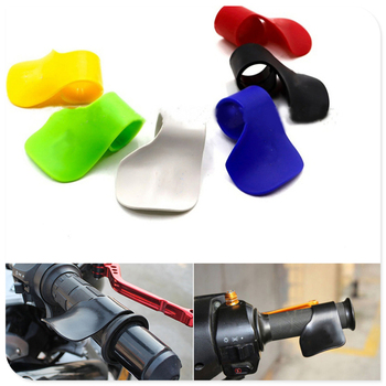 Motorcycle Throttle Refueling Handlebar Aid Clamp for HONDA CBR 1100XX BLACKBIRD ST 1300 ST1300A VFR 800 CBR 125R image