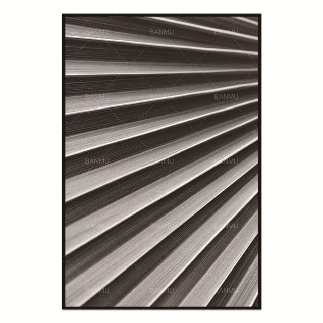 353 Parole Géométrie Nordique Abstrait Mur Photos Pour Salon Art Décoration Photos Scandinave Toile Peinture Imprimer Sans Cadre Dans Peinture Et