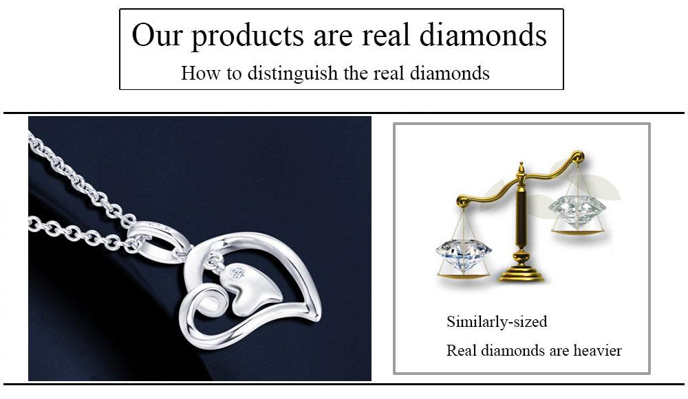 silver diamond pendants CAP03749SA-1 (18)