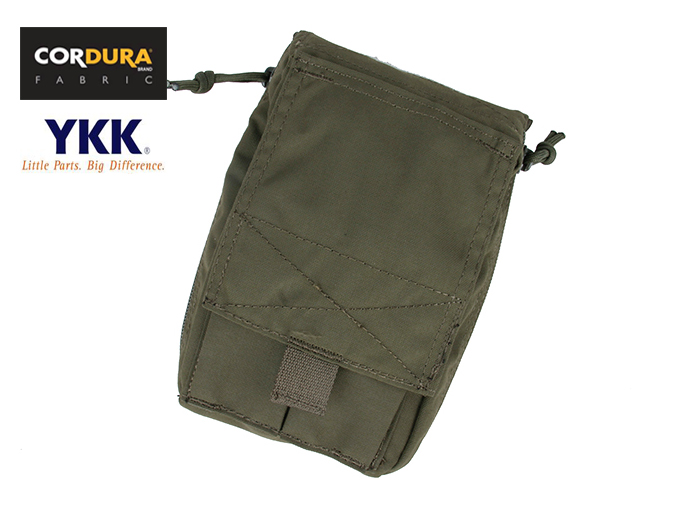 Cordura TY MOLLE Personal Medical Pouch Ranger Green (RG)+Free shipping(XTC050993)