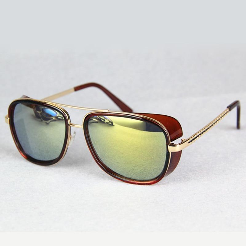 Steampunk სათვალე სათვალეები Iron - ტანსაცმლის აქსესუარები - ფოტო 5