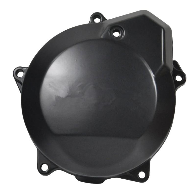 LOPOR мотоцикл части двигателя статора Крышка картера для YAMAHA FZR600 1989 - 1997 1994 1995 1996 ФЗР 600 89 - 97 90 94 96 черный