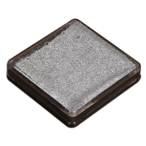 Ink Pad Stamp Pad For Wedding Letter Document Silver