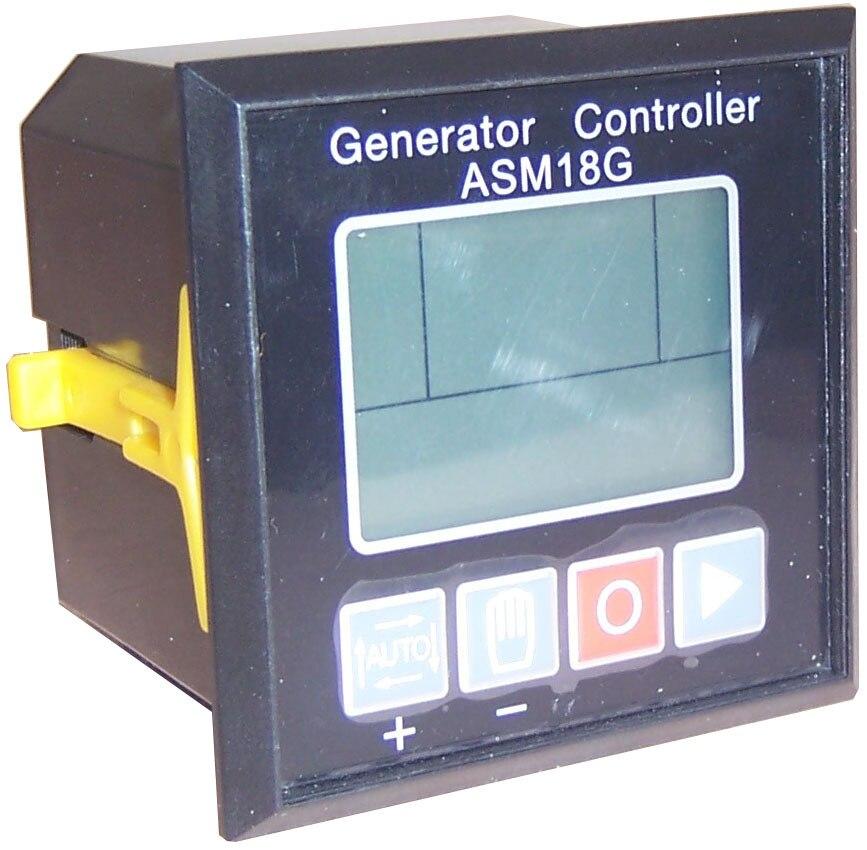 Contrôleur de groupe électrogène diesel contrôleur de groupe électrogène ASM18G