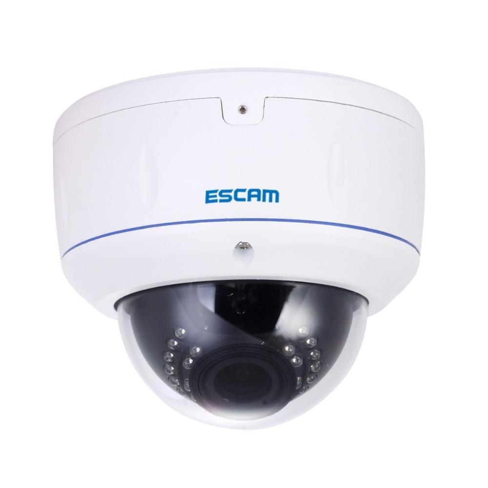 Escam HD3500V 1080P Onvif IP Surveillance Pan Tilt Camera IR 2 0MP Waterproof Vari Focal 2