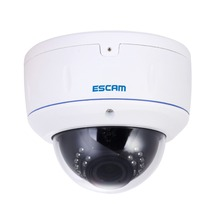 Escam HD3500V 1080P Onvif  IP Surveillance Pan/Tilt Camera IR 2.0MP Waterproof  Vari-Focal 2.8-12mm LEN  Night vision