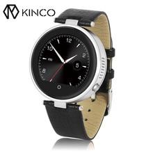 KINCO 1.22Inch 240X240 MTK2502 Pedometer Phonebook  Anti-lost Bluetooth Smart BT Syncs Smart Bluetooth Sync Watch Phone