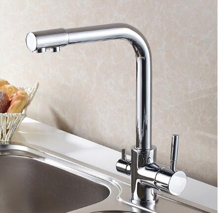 Kitchen Sink Kitchen Basin Faucet Universal Spatter Head Household