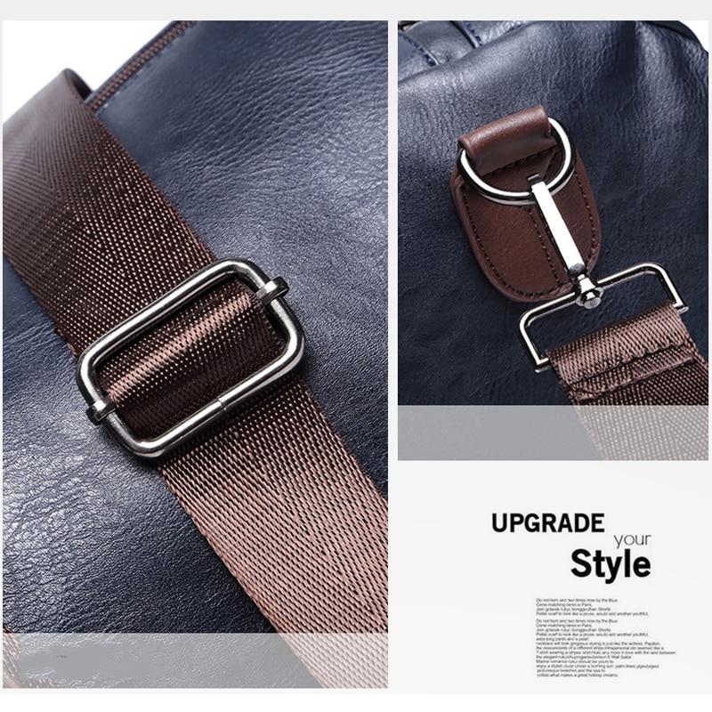 Най-високо качество PU кожа пътека - Багаж и пътни чанти - Снимка 5
