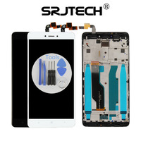 ORIGINAL 5 5 32 64GB For XIAOMI Redmi Note 4X LCD Display Touch Screen Digitizer Replacement