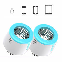 E27 держатель лампы приложение белый практические Крытый Универсальная база удобный Беспроводной Управление Smart WI-FI свет Разъем для Android