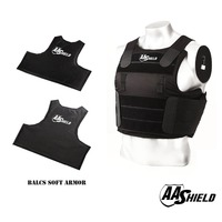 AA Shield BALCS Tactical Ballistic Vest Soft Body Armor Vest IIIA Carrier Kit