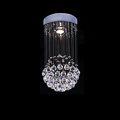 Flush Mount Modern LED Crystal Ceiling Lights Lamp For Living Room Light Fixtures,Luminaira Lustres De Sala Teto modern led crystal ceiling light for living room lamp stainless steel