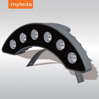 led lamp 6w 12v moon light high power outdoor lighting outdoor corrugated lamp