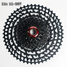 MTB Mountain Bicycle Freewheel 11 Speed Freewheel Cassette 11-50T for M7000 M8000 M9000 XT SLX ultralight 370g