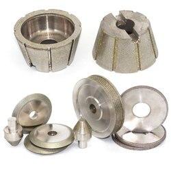 Заказной гальванический алмазный шлифовальный круг CBN Абразивные колеса Forturetools абразивный инструмент