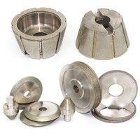 Customized electroplated diamond grinding wheel CBN abrasive wheels Forturetools abrasive tool