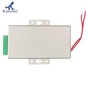 Image 5 - Realaid 12 فولت 5A باب نظام التحكم في الوصول التبديل إمدادات الطاقة عالية الجودة السلامة التيار المتناوب 90 ~ 260 فولت الوقت تأخير مجموعة