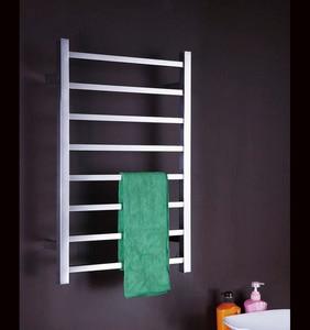 Image 4 - Porte serviettes chauffant électrique