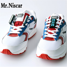1 คู่เชือกผูกรองเท้า Magnetic Shoelace BUCKLE สำหรับกีฬารองเท้าผ้าใบเชือกผูกรองเท้าเรืองแสงไม่มี Tie Laces รองเท้าปิด Shoelace Buckles