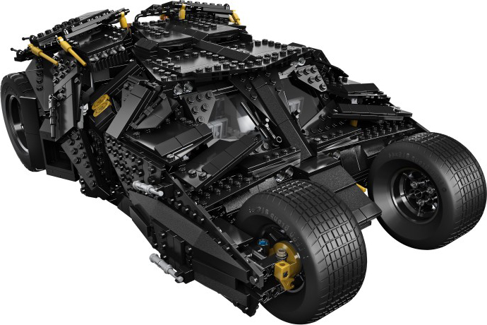decool 7111 batman chariot the tumbler joker toy building blocks superhero series bricks. Black Bedroom Furniture Sets. Home Design Ideas