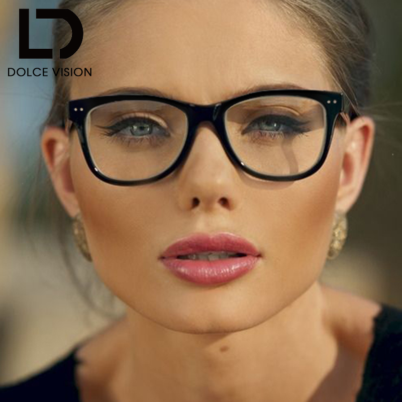 Dolce Vision 2017 Eyeglasses Frame Fashion Multicolor