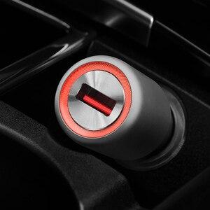Image 4 - Original OnePlus 30W Warp Car Charger Warp 30 Car Charge EU UK Input 12V 24V 4.5A Output 5V 6A Max For OnePlus 7 7T Pro