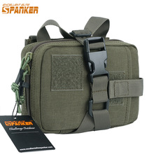EXCELLENT ELITE SPANKER Tactical Activity First Aid Bags Outdoor Hunting Emergency Bag Military Medical Survival Nylon Kit Pouch все цены