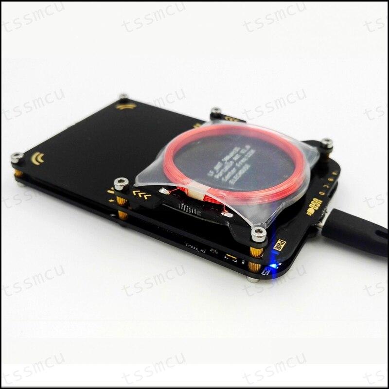Proxmark3 facile V3.0 DEV kits nfc RFID lecteur outil de développement Proxmark3 V3 dernière version carte clone fissure