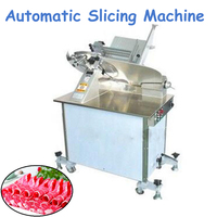 Automatic Frozen Meat Cutting Machine Electric Meat Slicer/Cutting Machine Slice Of Meat Mutton Roll In Slicing Meat HB 350