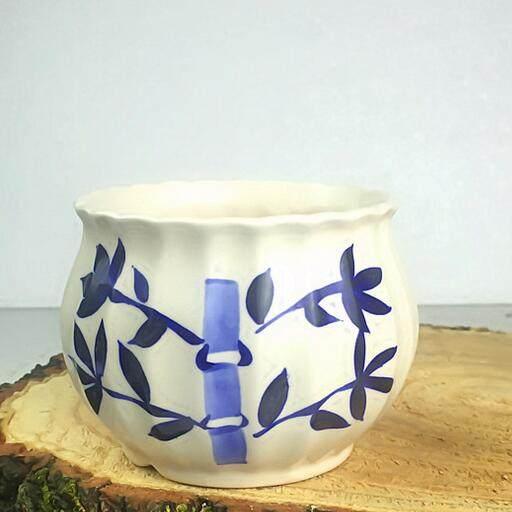 Online shop new creative handmade flower pots blue and white flower new creative handmade flower pots blue and white flower pots ceramic flower pots mini homegardenoffice decoration zh001 mightylinksfo