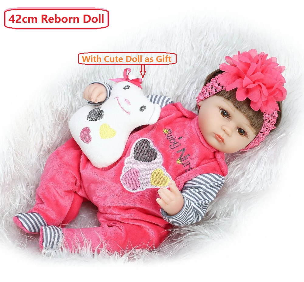 Hot Sweet Reborn Dolls Growing Partners Handmade Soft Clothes Kids Birthday Girl Bebe Silicone Doll Reborn Toys For Children partners lp cd