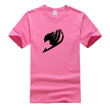 Famous Anime Fairy Tail T Shirts Tee Shirt Short Sleeve T Shirt