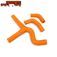Silicone Radiator Coolant Hose For KTM SX450 SX525 SX 450 525 2003 2004 2005 2006 MX Enduro Dirt Bike Racing Offroad Motorcycle